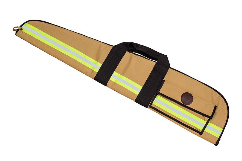 Firefighters Merchandise Gold Fireflex Long Rifle Case