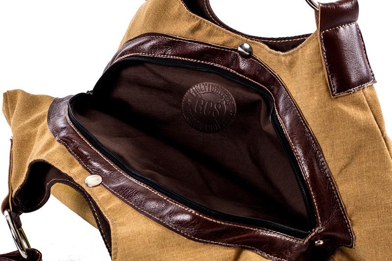GCS firefighter merchandise purse