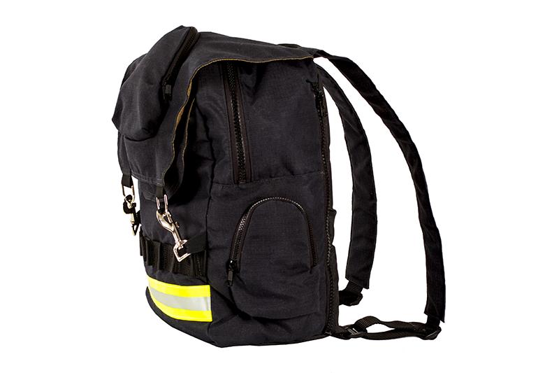 Firefighters Merchandise Bad Axe BackpackBlack