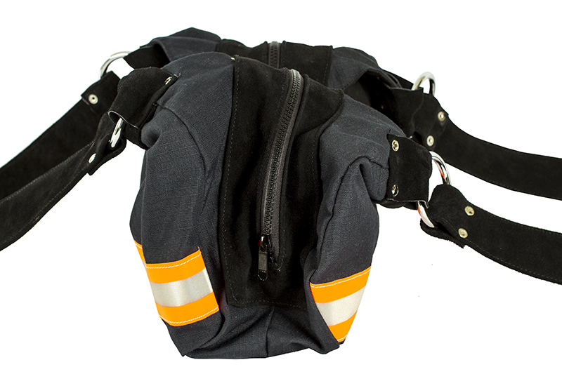 GCS Firefighters Merchandise Black Purse