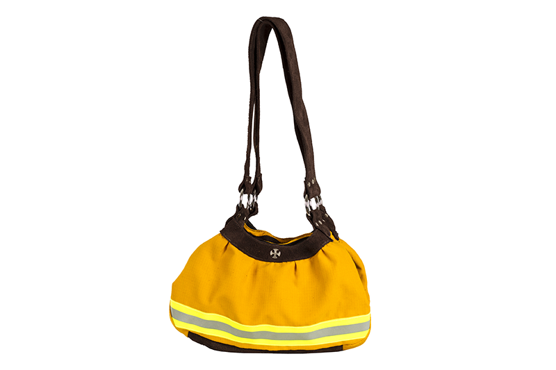 GCS Firefighters Merchandise Purse Yellow