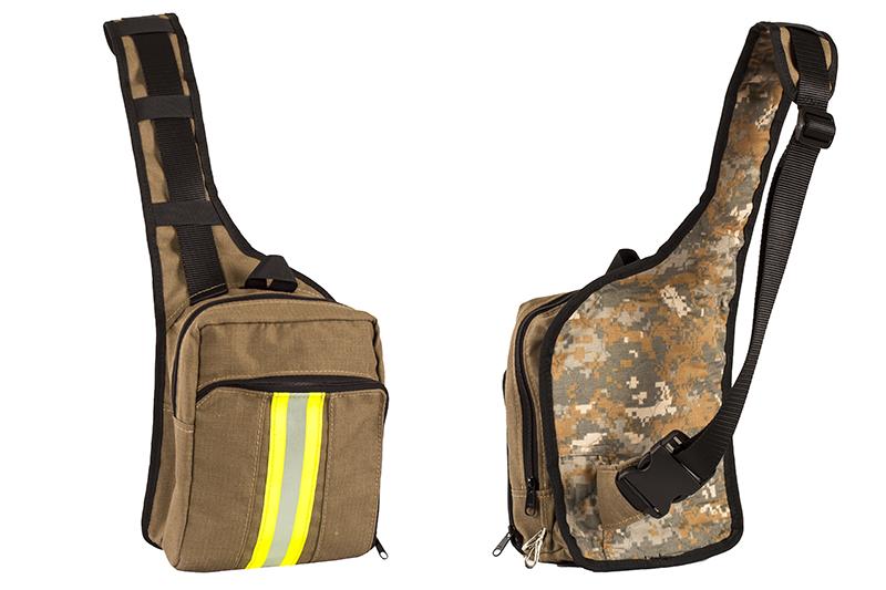 GCS Firefighters Merchandise Sling Bag