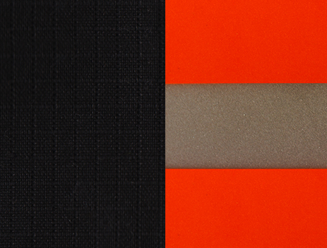 black-orange-stripe
