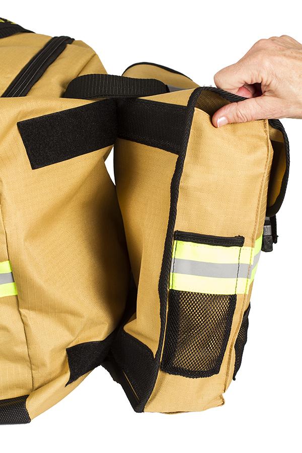GCS FIREFIGHTERS MERCHANDISE GEAR BAG DETAIL