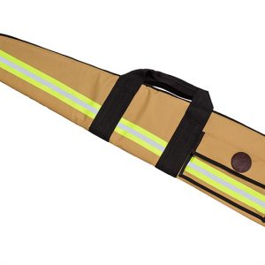 Firefighters Merchandise Gold Fireflex Long Rifle Case