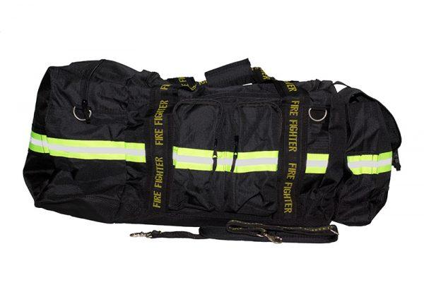 Firefighters Merchandise Fireflex Gear Bag in Black