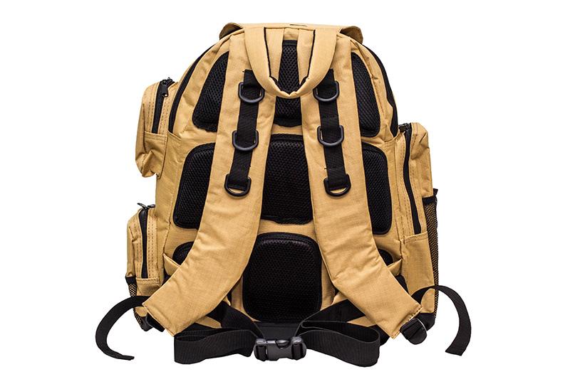 Firefighters Merchandise Fireflex backpack gold