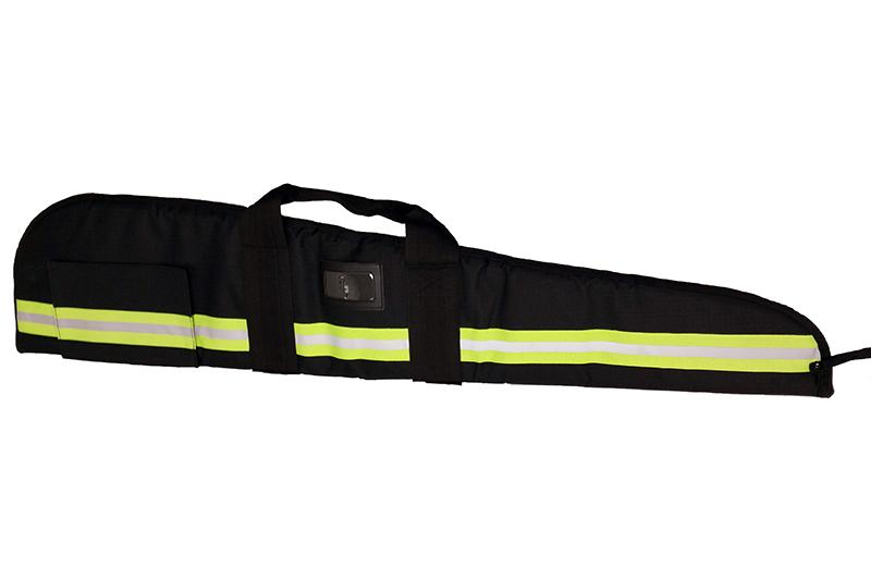 black fireflex long rifle case